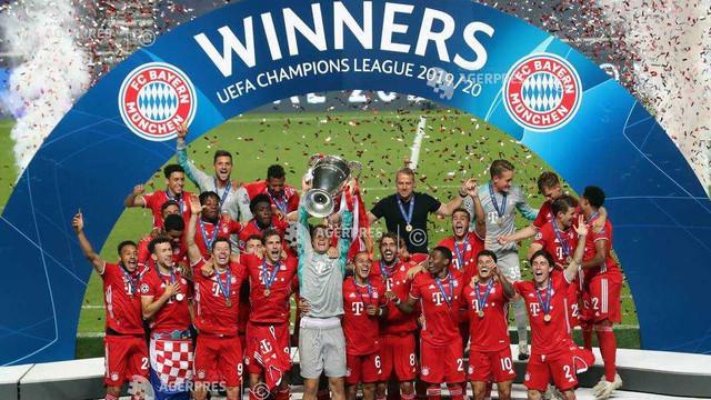 Bayern Munchen a câștigat trofeul Ligii Campionilor, în finala cu Paris Saint-Germain