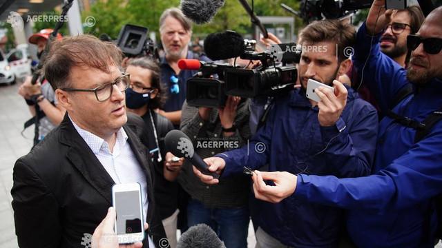 Alexei Navalnîi se află sub protecția poliției în spitalul din Berlin unde este internat
