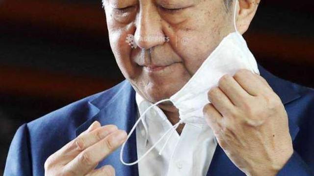Japonia: Prim-ministrul Shinzo Abe ar putea vorbi despre problemele sale de sănătate în această săptămână (media)