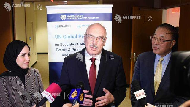 ONU: Pandemia pare să fi redus riscul de atentate, dar strategia SI nu s-a schimbat
