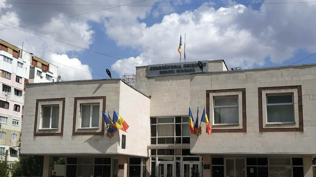 Procurorii au efectuat cercetări la sediul Ciocana al Judecătoriei Chișinău