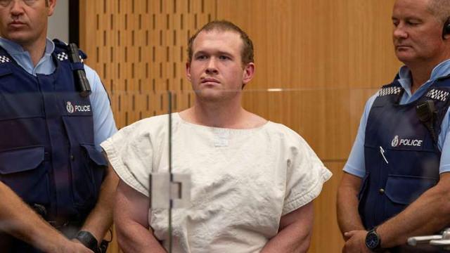 Noua Zeelandă: Autorul atacurilor armate de la Christchurch condamnat pe viață