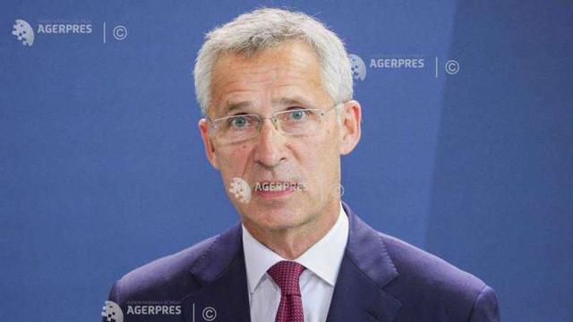 Jens Stoltenberg: NATO vrea să se asigure că regiunea Mării Negre nu este dominată de o singură țară, Rusia