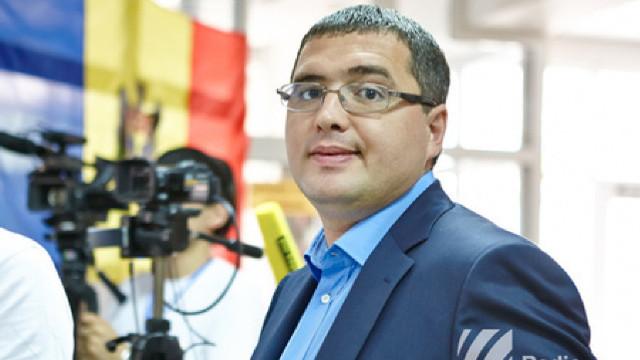 Renato Usatîi și-a anunțat candidatura pentru fotoliul de președinte al R.Moldova
