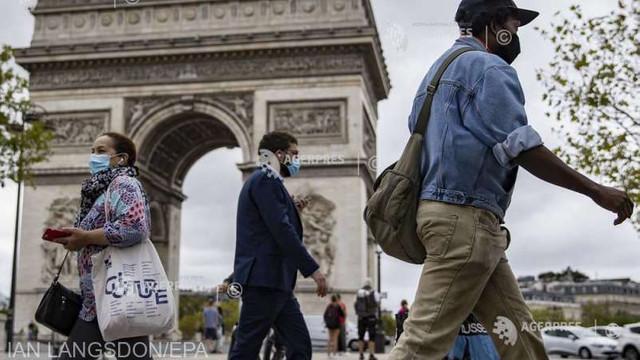 Obligativitatea de a purta mască se extinde în marile orașe ale Franței