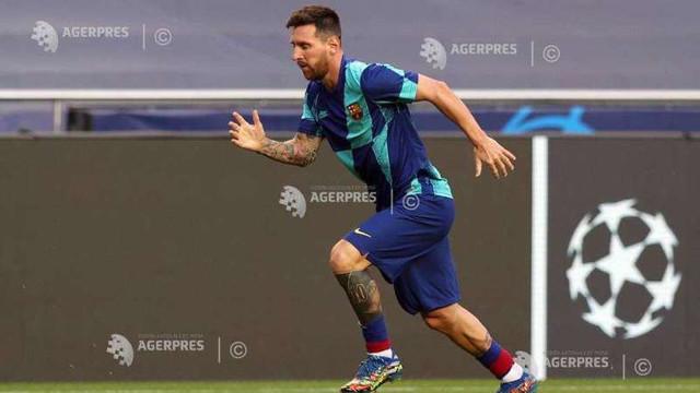 Fotbal: La Liga dă dreptate Barcelonei și precizează că angajamentul lui Messi rămâne valabil