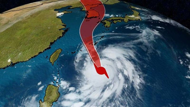 Taifunul Maysak   Japonia, avertizată să se pregătească de ''un dezastru major''