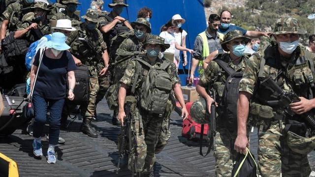 """Turcia amenință din nou Grecia: """"Să îndrepți armele spre coasta Turciei este o nebunie. Nu vom permite o astfel de provocare!"""""""