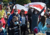 Zeci de arestări în timpul protestelor din Belarus
