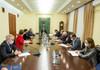 Ședință la Guvern în legătură cu incendiul de la Filarmonica Națională. Ce decizii au fost luate