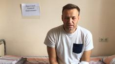 Navalnîi povestește despre efectele groaznice ale otrăvirii