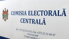 Igor Dodon a depus semnăturile la CEC pentru a fi înregistrat în calitate de candidat la alegerile prezidențiale