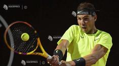 Tenis: Rafael Nadal, victorie categorică în meciul de debut la turneul de la Roma (ATP)