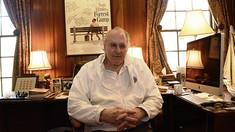Scriitorul american Winston Groom, autorul romanului