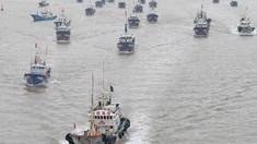 Jaful lăsat în urmă de uriașa flotă chineză de pescuit care s-a năpustit asupra Insulelor Galapagos