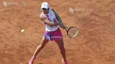 Tenis: Simona Halep s-a calificat în sferturile de finală ale turneului WTA de la Roma