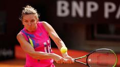 Tenis: Simona Halep, calificată în semifinalele turneului WTA de la Roma, după abandonul Iuliei Putințeva