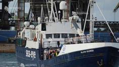 Nava umanitară germană Alan Kurdi a salvat peste 100 de migranți din Marea Mediterană