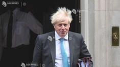 Guvernul britanic dezminte că Boris Johnson ar fi călătorit recent în Italia pentru a-și boteza fiul