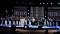 """Orchestra de muzică populară """"Lăutarii"""" a prezentat un concert la Chișinău"""