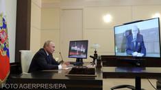 Putin oferă cea mai înaltă distincție a Rusiei inventatorului unei rachete hipersonice