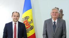 Oleg Țulea a avut o întrevedere cu Sándor Szabó, ambasadorul Ungariei în R.Moldova