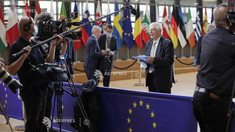 Miniștrii de externe din UE nu au adoptat sancțiuni împotriva Belarus