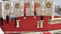 Aleksandr Lukașenko a fost învestit în funcție. Demnitari de stat și deputați au participat la eveniment