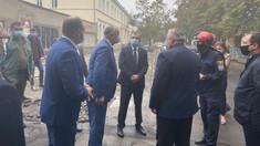 Igor Dodon, Ion Chicu și Ion Ceban au mers la Filarmonica Națională. Guvernul promite soluții pentru situația în care s-au pomenit artiștii