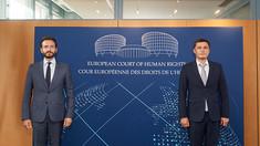 Noul președinte al CEDO a avut o întrevedere cu ministrul Justiției, Fadei Nagacevschi. Despre ce au discutat oficialii