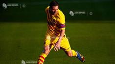 Fotbal: Messi este sportivul cel mai rentabil pe Instagram (studiu)