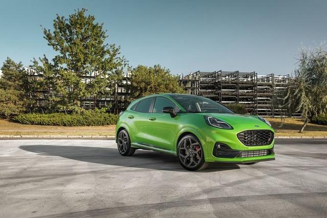 La Craiova va fi produs primul SUV Ford Performance fabricat în Europa