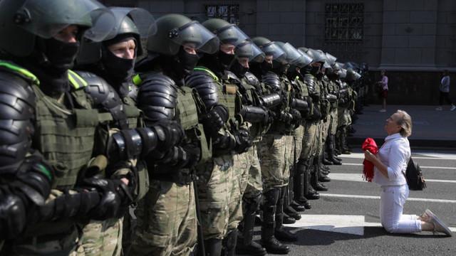 Lukașenko avertizează: Va fi o baie de sânge în Belarus. Ce s-a întâmplat în Ucraina va părea o plimbare în parc
