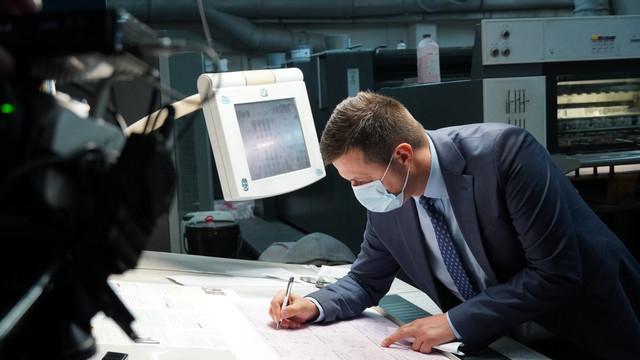 CEC a început tipărirea buletinelor de vot pentru alegerile locale noi