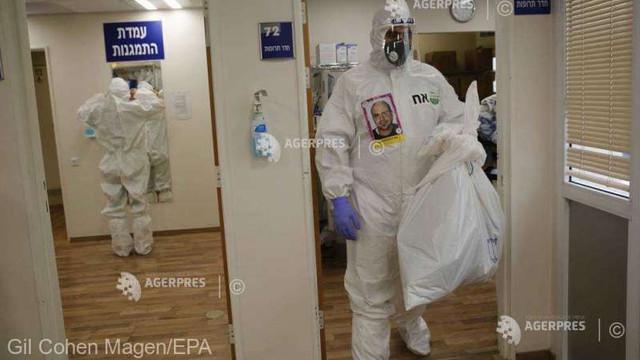 Israelul, lider mondial prin prisma ratei zilnice a infectărilor cu COVID-19