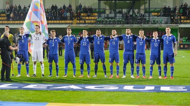 Tricolorii joacă cel de-al doilea meci din UEFA Nations League 2020