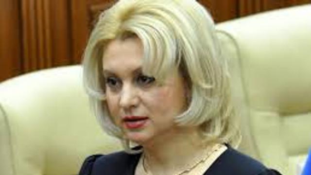 Fosta democrată Violeta Ivanov, candidata Partidului Șor la alegerile din 1 noiembrie