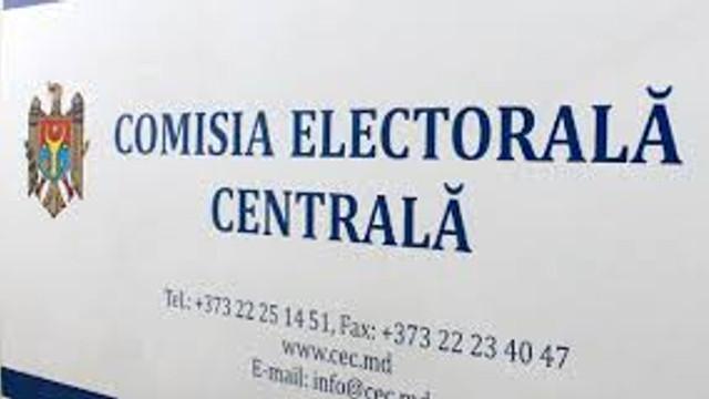 Încă trei grupuri de inițiativă pentru susținerea candidaților la funcția de președinte, înregistrate de către CEC