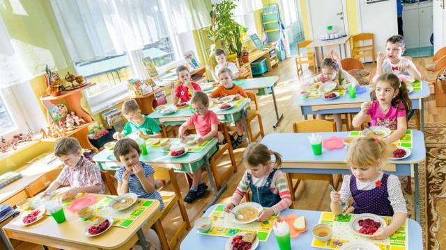 În grădinițele din Chișinău au fost deschise grupe suplimentare
