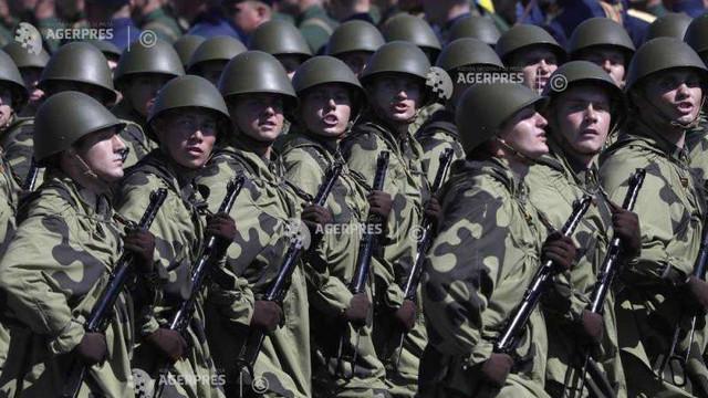 Rusia trimite trupe în Belarus. Soldați ruși și sârbi vor participa la exerciții militare comune