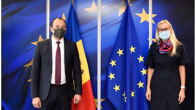 Oleg Țulea a discutat cu Comisarul european pentru energie despre importanța și dezvoltarea interconexiunilor energetice cu UE, prin România