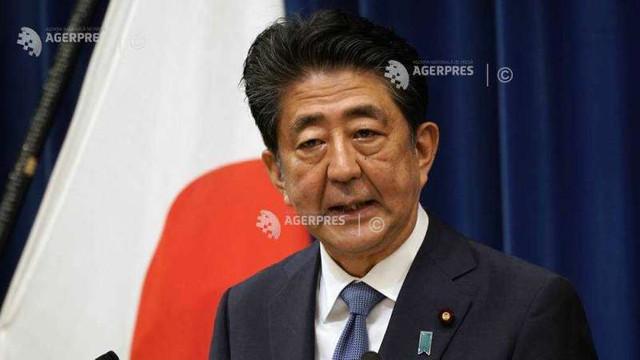Japonia: Premierul demisionar Abe pledează pentru întărirea capacităților de apărare antirachetă