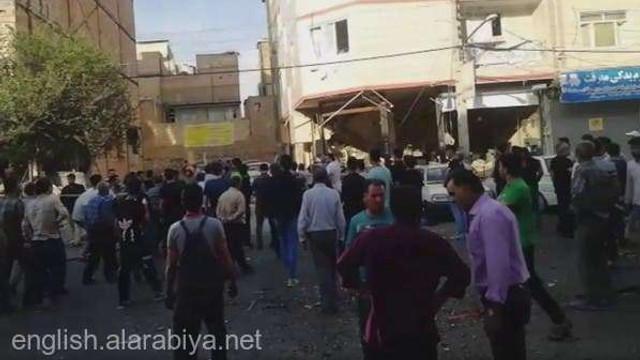 Explozie puternică în apropiere de Teheran: Un mort și mai mulți răniți; zeci de mașini avariate