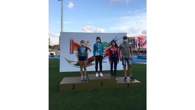 Două atlete din R.Moldova au cucerit medalii la Balcaniada de juniori