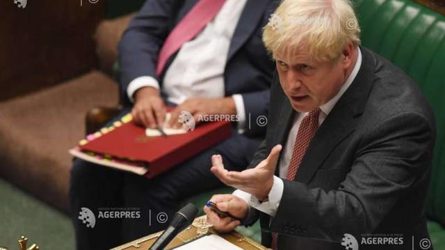 Brexit: Proiectul de lege controversat al premierului Boris Johnson a fost adoptat în Camera Comunelor
