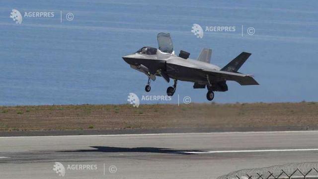 Donald Trump spune că n-ar avea 'nicio problemă' să vândă avioane F-35 Emiratelor Arabe Unite