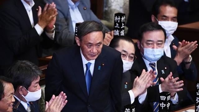 Japonia are un nou Prim Ministru, după retragerea lui Shinzo Abe, din motive medicale
