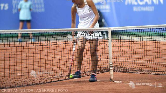 Tenis - WTA: Raluca Olaru s-a calificat în sferturile de finală ale probei de dublu la Roma