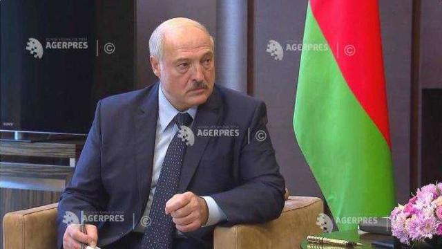 Lukașenko susține că i-a cerut lui Putin mai multe tipuri de arme cu prilejul întâlnirii de la Soci