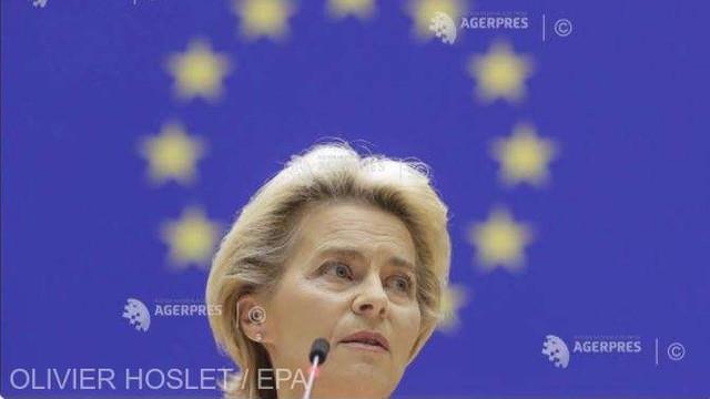 Ursula von der Leyen le cere statelor membre UE să se renunțe la unanimitate în cazul adoptării de sancțiuni